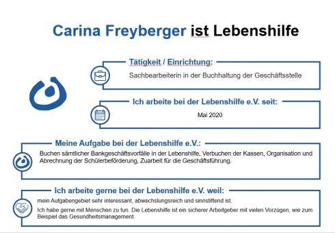 Carina Freyberger
