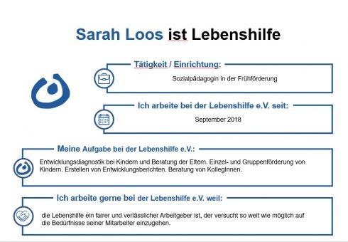 Sarah Loos